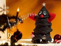 Singender & laufender Weihnachtsbaum